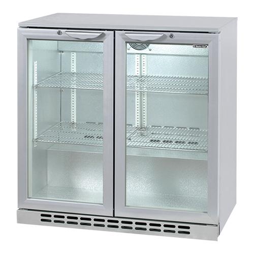 Glasdeur koelkast 1 2 en 3 deurs   ICOMO Partyverkoop